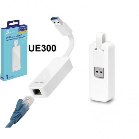 Adaptador De Red Tp Link Usb 3.0 Gigabit 1000 Mbit/s A Rj45 Adaptador De Red 3.0 A Ethernet Tp-link