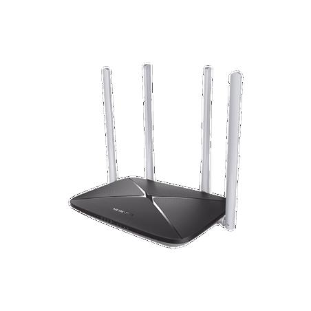 Router inalámbrico AC1200, 4 Puertos LAN 10/100, 1 Puerto WAN 10/100