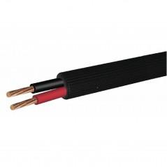 (Rollo de 100 Metros) Cable Eléctrico Uso Rudo Cable calibre 16 Cable duplex Calibre 16 Cable 2x16