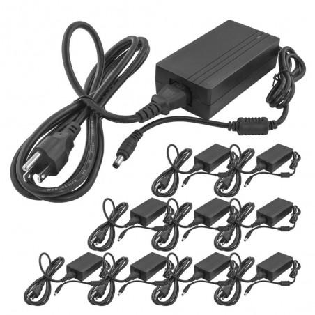 Canaleta 1619 Pvc 4 Cables 16mmx19mmx2m Autoextinguible