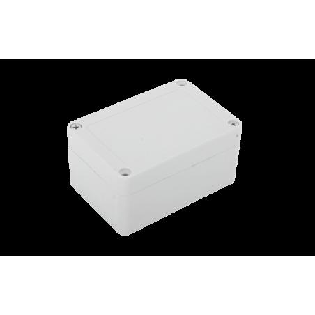 Gabinete Plástico para Exterior (IP65) de 100 x 68 x 50 mm Gabinete para Exterior Gabinete para intemperie de PVC Plástico