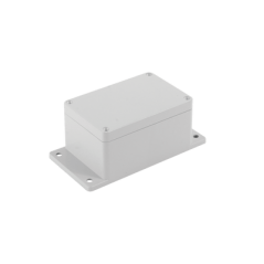 Gabinete Plástico para Exterior (IP65) de 115 x 88 x 55 mm Gabinete de plástico para Exterior Caja estanca para Redes, CCTV
