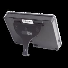 Lector de Huella con Teclado para Control de Asistencia, 500 Huellas, Genera Reporte por USB en Excel