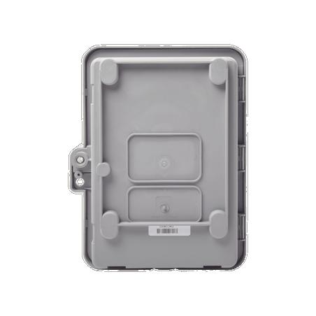 Barra de Contacto para Rack 10 Contactos Horizontal Barra Multi contacto Multicontacto para rack Gabinete Telecom