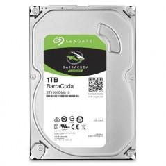 Disco Duro 1tb Seagate 3.5 Sata Barracuda Disco duro para PC Disco duro para computadora de 1 terabyte