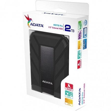 Disco Duro Externo Adata Hd710 2tb Disco duro portatil externo de 2 TB 2 Teras para laptop o PC
