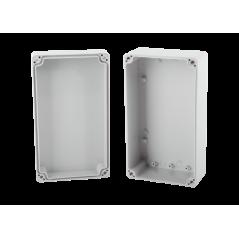 Gabinete Plástico para Exterior (IP65) de 158 X 90 x 60 mm Gabinete para Exterior Gabinete plástico de PVC para intemperie
