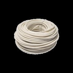 Cable doble aislado de alta durabilidad para cercas electrificadas Bobina con 50 mts