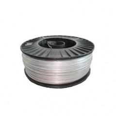 Cable de aluminio reforzado para Intemperie Ideal para cercas electrificadas calibre 16 - 500mts