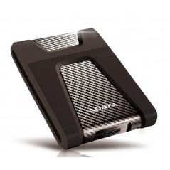 Disco duro externo Adata DashDrive Durable HD650 AHD650-2TU31 2TB negro Disco duro portátil 2 teras 2TB