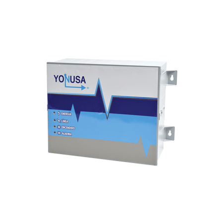 Energizador Tecnología SMT de 12,000Volts-.9JOULES/1250Mts lineales de protección / Alerta por Corte o caída