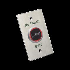Botón de salida sin contacto con temporizador de 0.5 a 25 segundos Botón no touch Botón para control de acceso para imán chapa