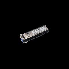 Transceptor mini-GBIC SFP Bi-Direccional Monomodo 1000X, Distancia 10 KM, conector LC (Chasis TL-SM321B)