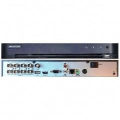 DVR 4 Megapixel / 8 Canales TURBOHD + 4 Canales IP / Detección de Rostros Vídeo en Full HD