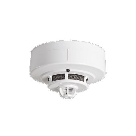 Detector de humo fotoeléctrico de humo de 2 hilos Sensor para alarma de casa Sensor de Humo Sensor Sfire