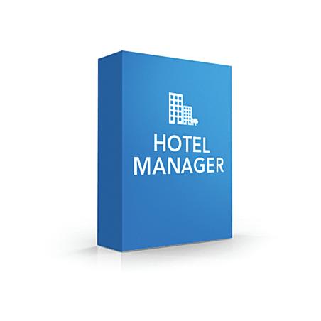 Licencia de software HOTELMANAGER para administración de hoteles