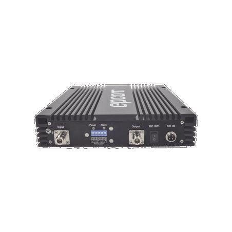 Amplificador para ampliar cobertura Celular en Exterior Soporta 3G y Mejora las llamadas 75 dB de Ganancia hasta 500 m