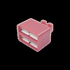 Cctv Pulpo Splitter Para Kit De 4 Camaras De 1 A 4 Pulpo Distribuidor De Voltaje Para 4  Camaras Cctv.