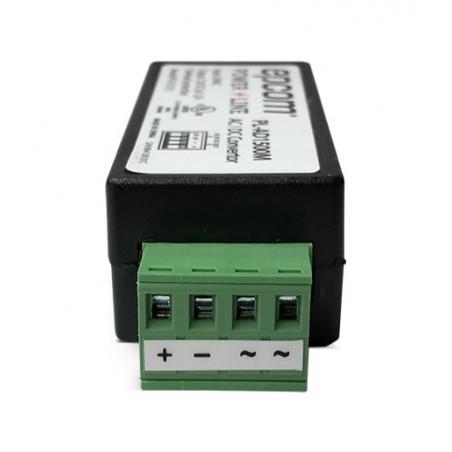 Convertidor de 24 Vca a 12 Vcd Filtro contra ruido para cámaras HD Envío Largas Distancias