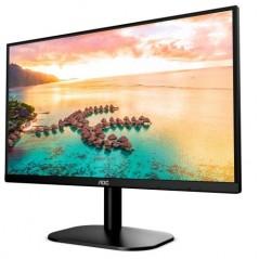 """Monitor LED de 23.8"""" VESA, Resolución 1920 x 1080 Pixeles, Entradas de Video VGA/HDMI. Panel Ultra Delgado"""