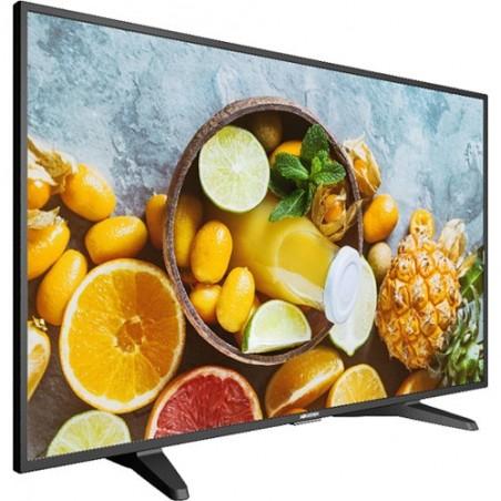 """Monitor LED Full HD de 43"""" / Ideal para Oficina y Hogar / Uso 24-7 / Entrada HDMI-VGA / Compatible con Montaje VESA/ BOCINAS"""