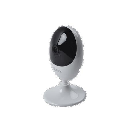 Cubo IP 2 Megapixel / Lente 2.0 mm (Gran Angular) / Audio de Dos Vías / WiFi / Memoria Micro SD / Notificacion Push / Interior