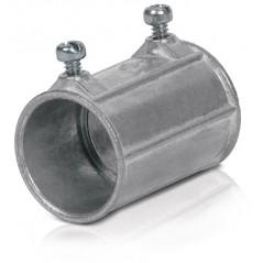 Cople Tubo Pared Delgada 1/2'' Cople para tubo de media 1/2 Cople de 1/2 Cople para Tubería Metálica