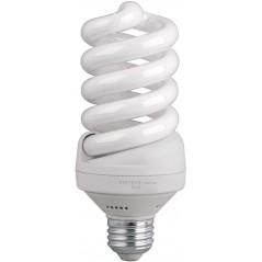 Foco en espiral de 100 watts 24 watts 1440 lm Foco de luz blanca Foco Blanco Foco Ahorrador