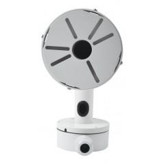 Montaje universal de pared con caja de conexiones para cámaras domo y bala Caja para Camaras Tubo para Camara de seguridad
