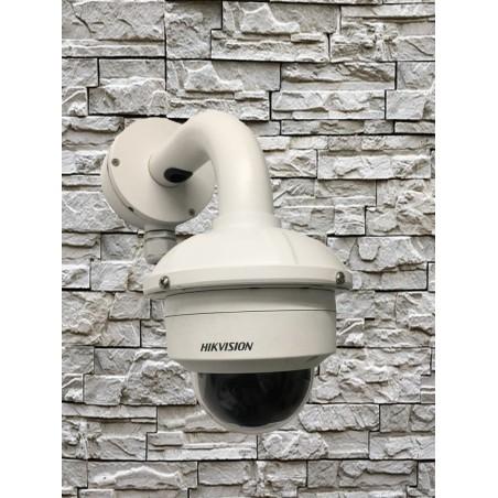 Switch POE para videoportero IP Dahua hasta 6 monitores Cat 5e Cat6 UTP Cable de RED 24VDC