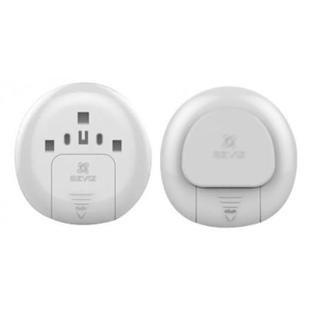 Botón de Emergencia Inalambrico / Compatible con Kit de Alarmas EZVIZ