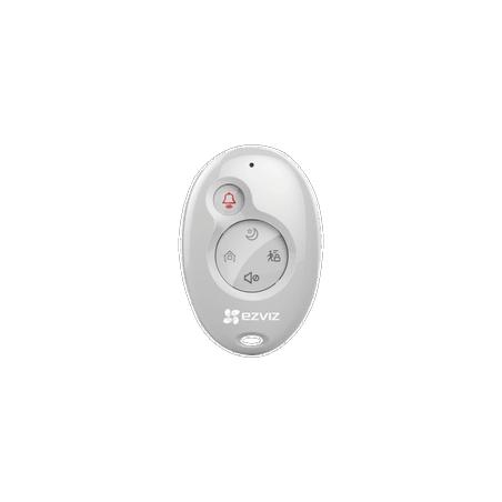 Control Remoto Inalambrico / Compatible con Kit de Alarmas EZVIZ