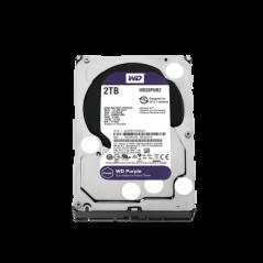 "Disco Duro PURPLE de 3TB / 1 AÑO DE GARANTÍA / Para Videovigilancia Disco duro Morado para CCTV Disco duro Sata 3.5"" PC"
