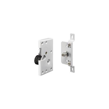 Cerradura eléctrica para puertas corredizas tipo gancho / Abierto en caso de falla. Chapa eléctrica para puerta corrediza