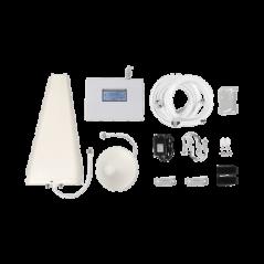 Kit Amplificador de Señal Celular 4G LTE Hasta 500 metros cuadrados de Cobertura