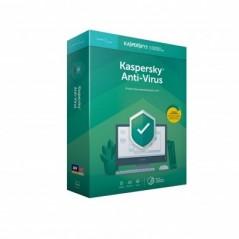 Antivirus KASPERSKY con 1 licencia para 1 computadoras 1 año Anti-Virus para 1 usuarios