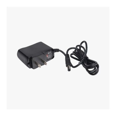 Fuente de poder de 6 Vcd regulado 1A Voltaje de entrada de 100-240 Vca Fuente de 6 volts 1 amper
