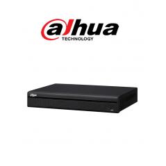 NVR de 16 Canales 4k 16 puertos poe 128Mbps 2 bahías de discos duros NVR Dahua de 16 Canales