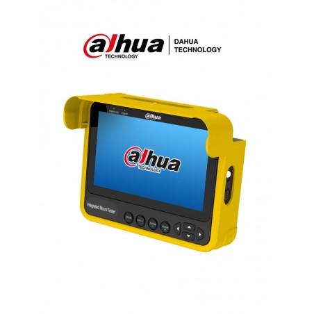 Tester o Probador de Video Compacto y Portable Soporta Control PTZ Pantalla de 4.3 Pulgadas HDCVI/ HDTVI/ AHD/ CVBS