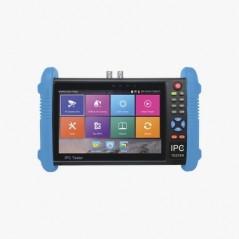 """Probador de Vídeo Android con Pantalla LCD de 7"""" para IP ONVIF / HD-TVI (8MP), HD-CVI (8MP) y AHD (5MP) / Wi-Fi"""