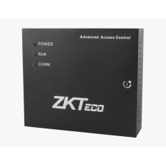 Controlador de acceso / 4 PUERTAS / Biometría Integrada / Hasta 3,000 Huellas / 30,000 Tarjetas / Incluye Gabinete y Fuente