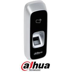 Lectora de HUELLA & TARJETAS ID Clasificación IP55 para intemperie Control de Acceso de Huella Biometrico para Controladora