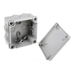 Gabinete Eléctrico tipo Himel con platina para interior 800X800X300 Color Beige Gabinete IP55
