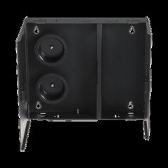 Panel para escritorio Caja para escritorio Panel de escritorio 1 Corriente con tierra/ 1 VGA Hembra-Hembra/1 RJ45/1 HDMI