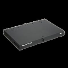Panel de Distribución de Fibra Óptica, Acepta 3 Placas FAP o FMP, Bandeja Deslizable e Inclinable Hacia Abajo, Hasta 72 Fibras
