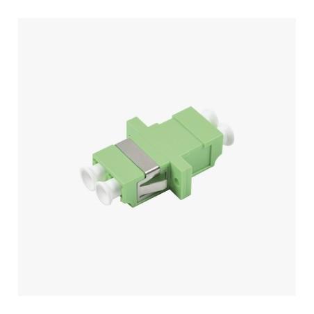 Módulo acoplador de fibra óptica duplex LC/APC a LC/APC compatible con fibra Monomodo