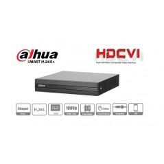 DVR 4 Canales Pentahibrido 1080p Lite DVR Dahua de 4 Canales 720p-1080p 1 Canal IP hasta 6TB P2P 4 Tecnologías