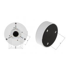 Mástil Telescópico de 6 m (Requiere accesorios de Instalación)