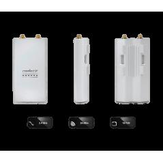 5 MEGAPIXELES Cámara Bala TurboHD / Para SÚPER BAJA ILUMINACIÓN / dWDR / Gran Angular 2.8mm / Smart IR 20m / Exterior Extremo