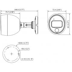 "Remache con espiga 4.8X11mm por pieza 1/4"" diametro de la tapa 1/4"""